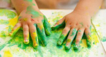 Laboratorio artistico per bambini a Roma
